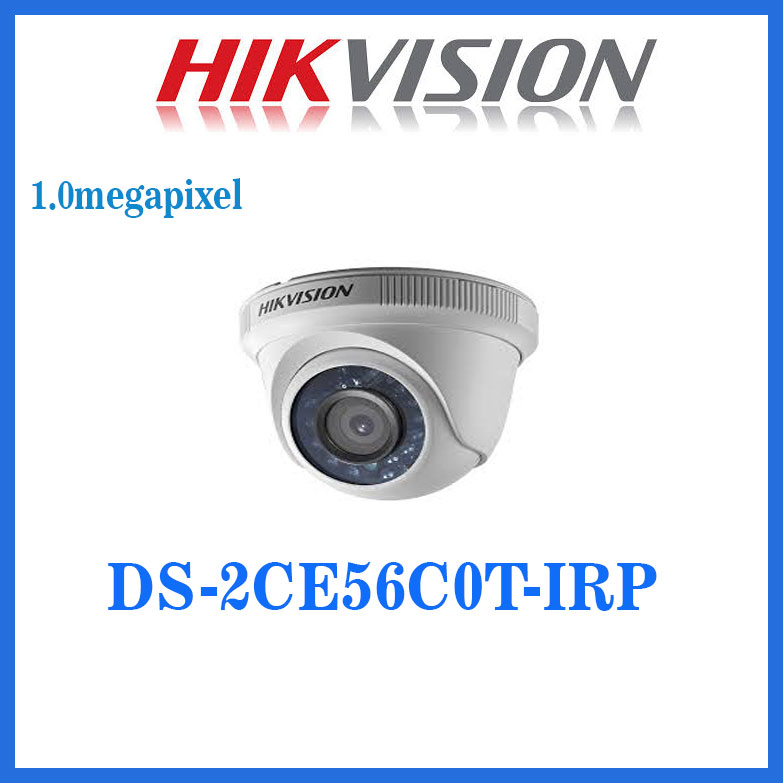 Camera Hikvision 1.0mp DS-2CE56C0T-IRP