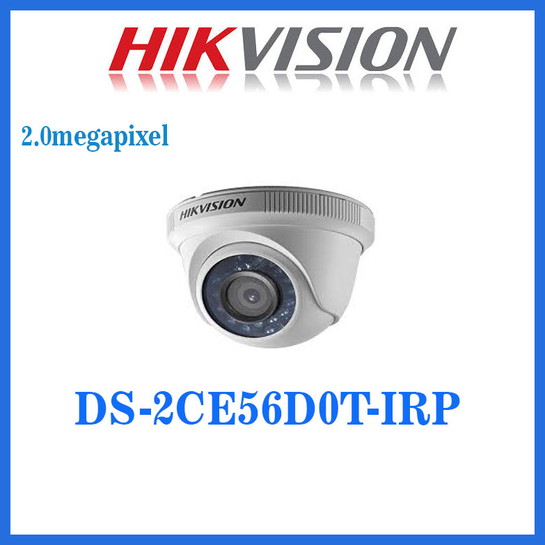 Camera Hikvision 2.0mp DS-2CE56D0T-IRP